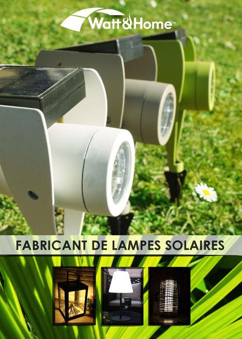 Nouveau Catalogue Watt & Home disponible !