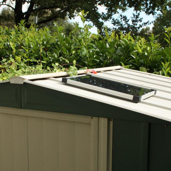 Kit d'éclairage solaire 6W