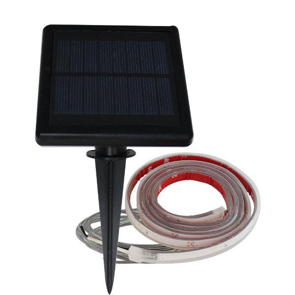 balisage et mise en valeur du jardin ruban solaire de led watt home 401 137 balisage et. Black Bedroom Furniture Sets. Home Design Ideas