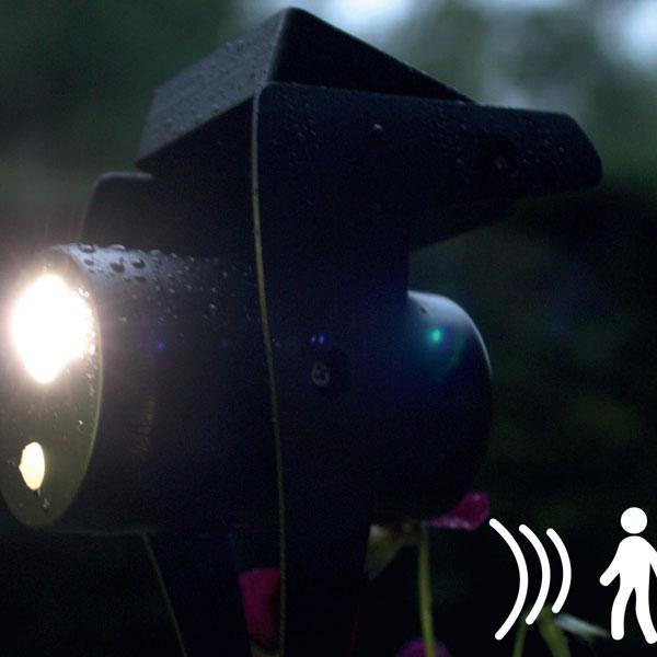 Power spot 250 lm Detect.